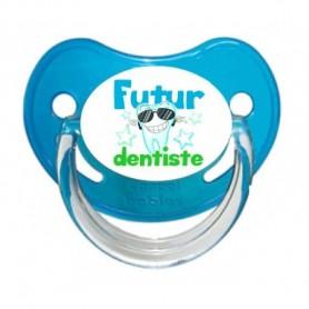Tétine personnalisée Future dentiste