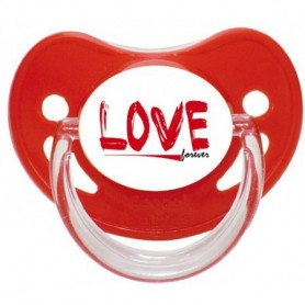 Tétine personnalisée Love forever