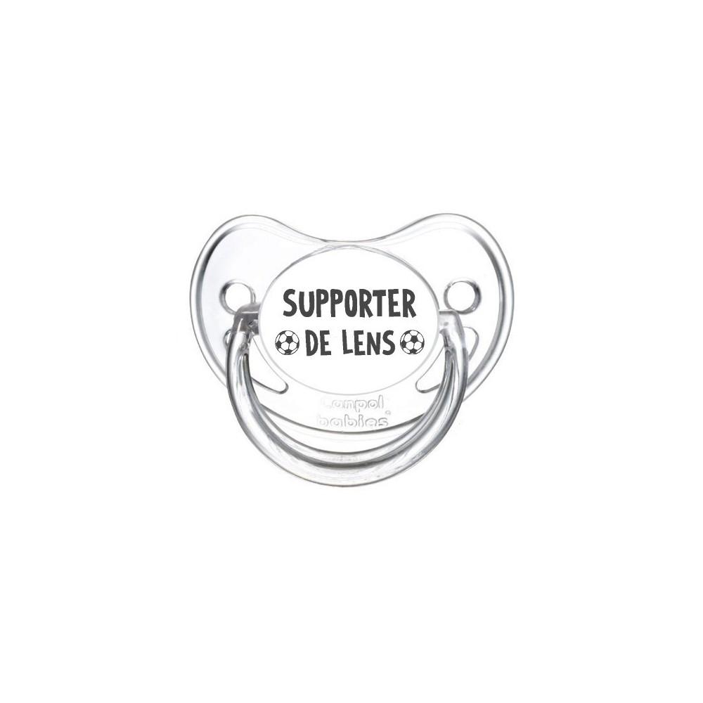 Tétine foot Supporter Lens