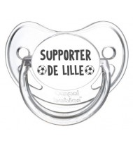 Tétine foot Supporter Lille
