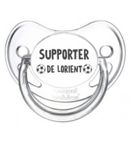 Tétine foot Supporter Lorient