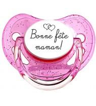 Tétine Bonne fête maman