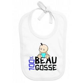 Bavoir bébé Beau gosse