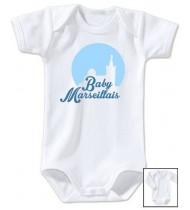 Body bébé Baby marseillais