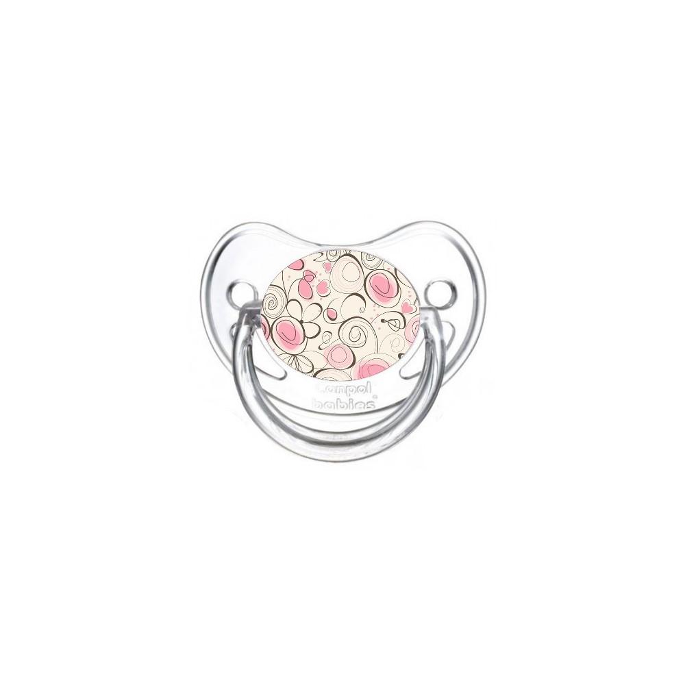 Tétine de bébé romantique