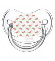 Tétine de bébé pastèque