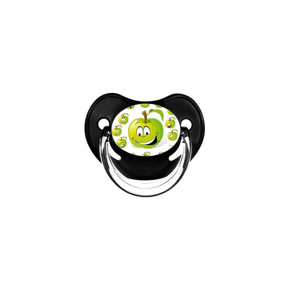 Tétine de bébé pomme