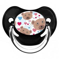 Tétine de bébé oursons
