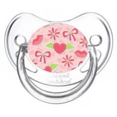 Tétine de bébé noeud papillon bouche