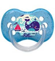 Tétine de bébé baleine bâteau