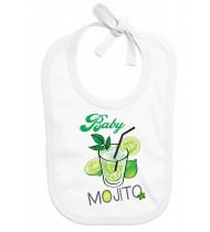 Bavoir bébé Baby Mojito