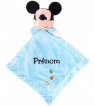Doudou Mickey personnalisé