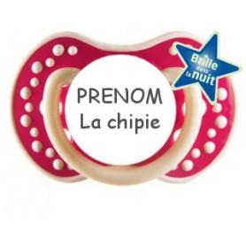 Tetine personnalisée PRENOM La chipie