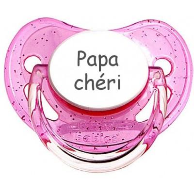 Tetine Papa chéri