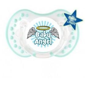 Tétine personnalisée Baby angel