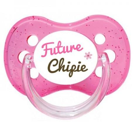 Tétine personnalisée Future chipie