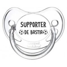 Tétine foot Supporter Bastia