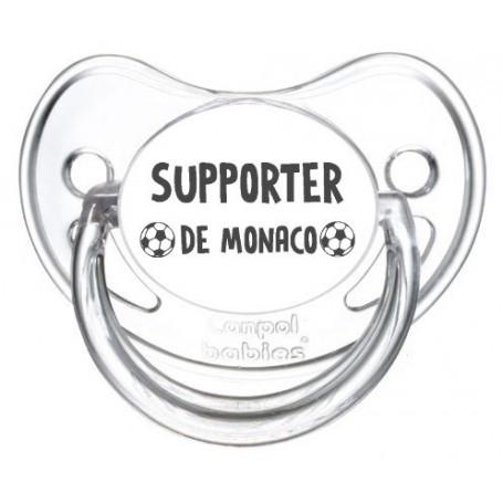 Tétine foot Supporter Monaco