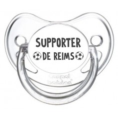Tétine foot Supporter Reims