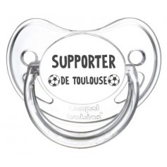 Tétine foot Supporter Toulouse