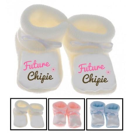 Chaussons bébé Future chipie