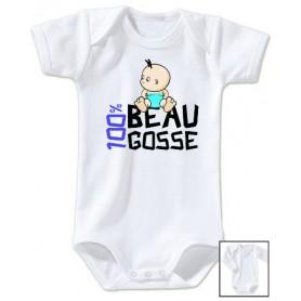 Body bébé Beau gosse