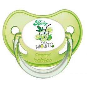 Tétine personnalisée Baby Mojito