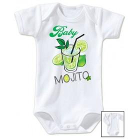 Body bébé Baby Mojito
