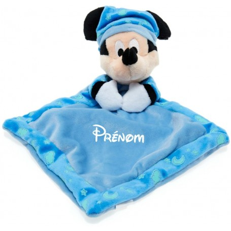 Doudou Mickey luminescent personnalisé
