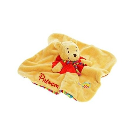 Doudou personnalisé Winnie