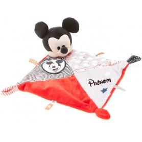 Doudou personnalisé Mickey